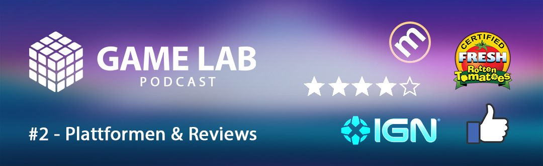 GameLab Podcast #2 – Game Reviews
