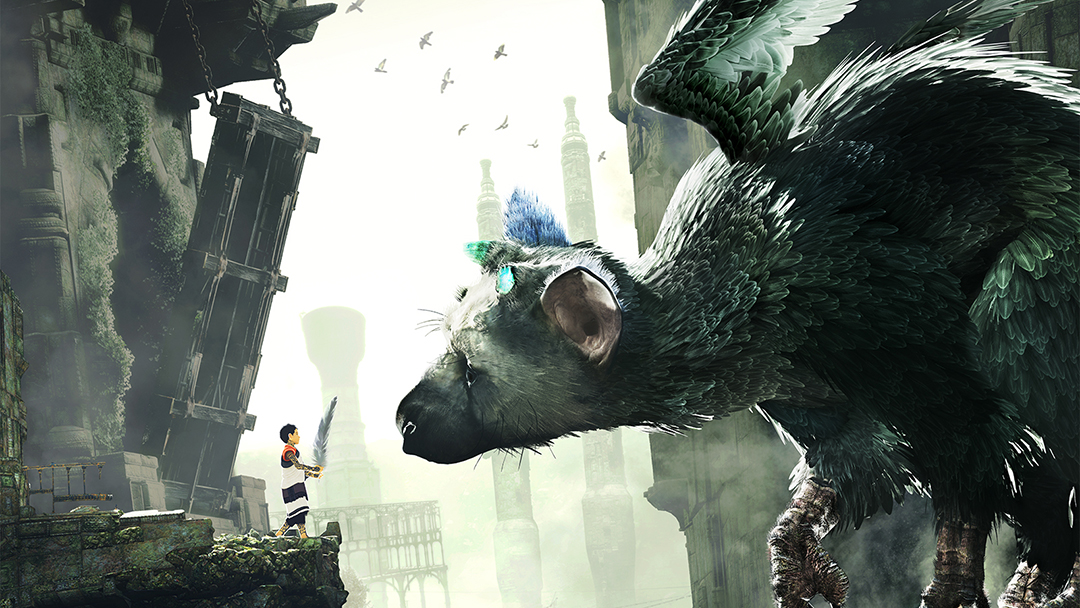 The Last Guardian – Fumito Uedas dritter großer Wurf?