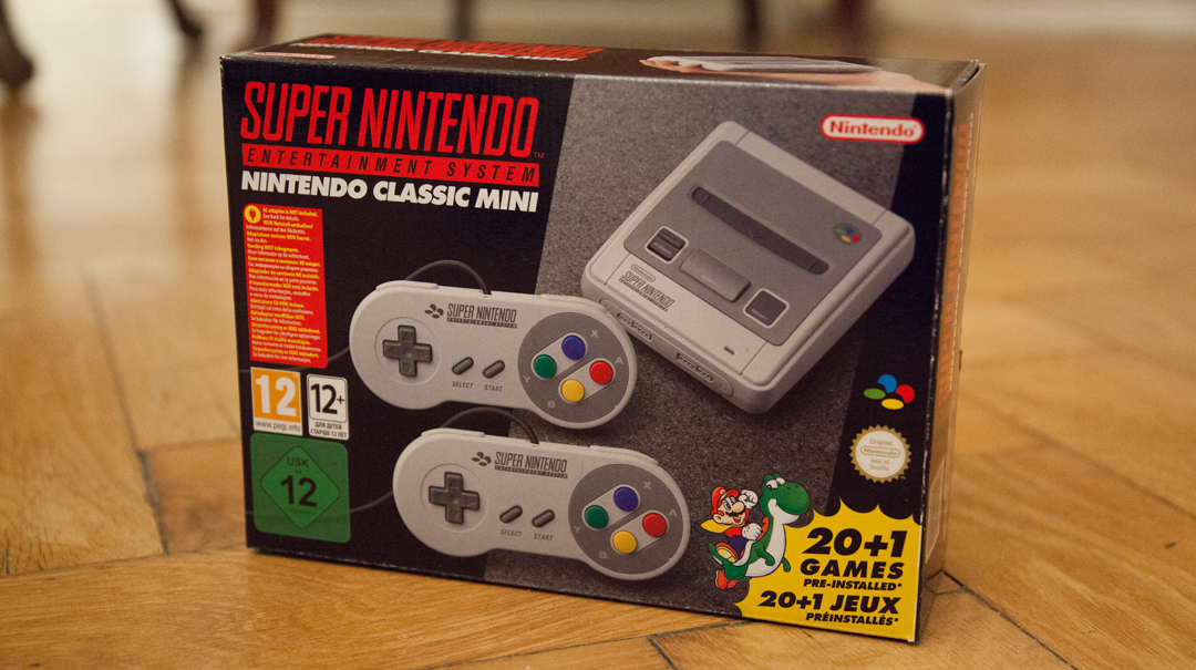 Nintendo Classic SNES mini – Review