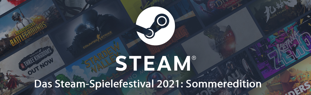 Steam Games Festival 2021