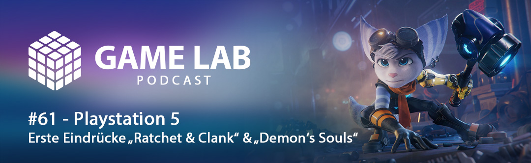GameLab Podcast #61 – Playstation 5