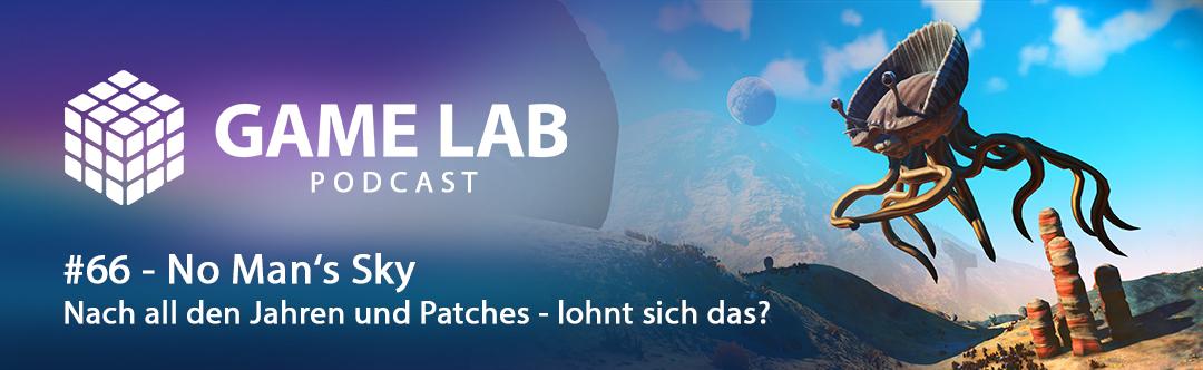 GameLab Podcast #66 – No Man´s Sky