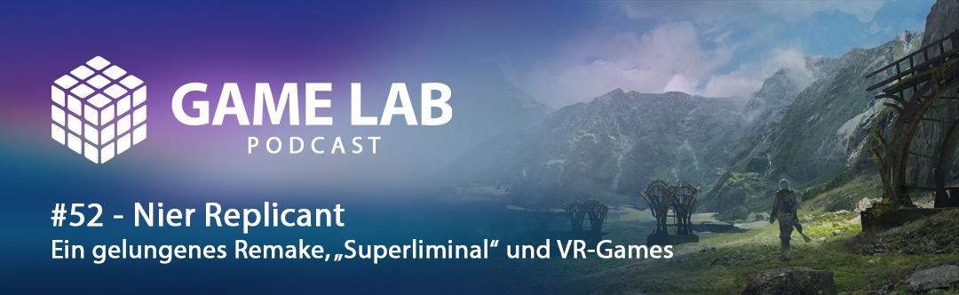 GameLab Podcast #52 – Nier Replicant